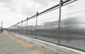 深圳市政围挡-大通建材镀锌板钢结构围挡特点
