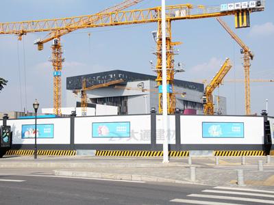 施工围挡在城市建设中的作用是什么?