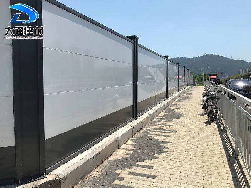 深圳大通建材围挡厂家
