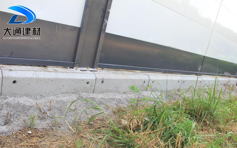 深圳市南山前海钢结构施工围挡安装