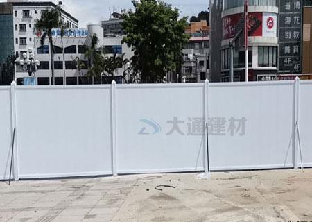 成都PVC围挡护栏-四川成都城市建设地产工程PVC围挡