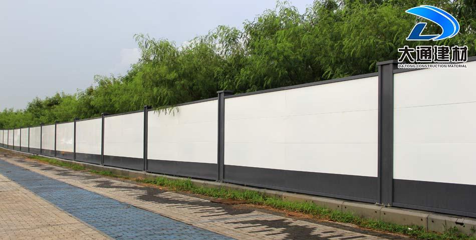 深圳钢结构烤漆围挡厂家