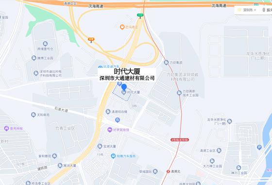 深圳市龙华区观澜桂香路圣建利工业园B栋一楼