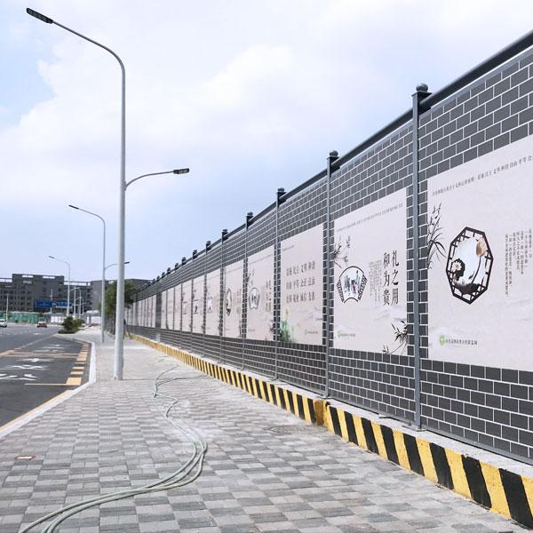 深圳坪山市政围挡,工程建设围挡
